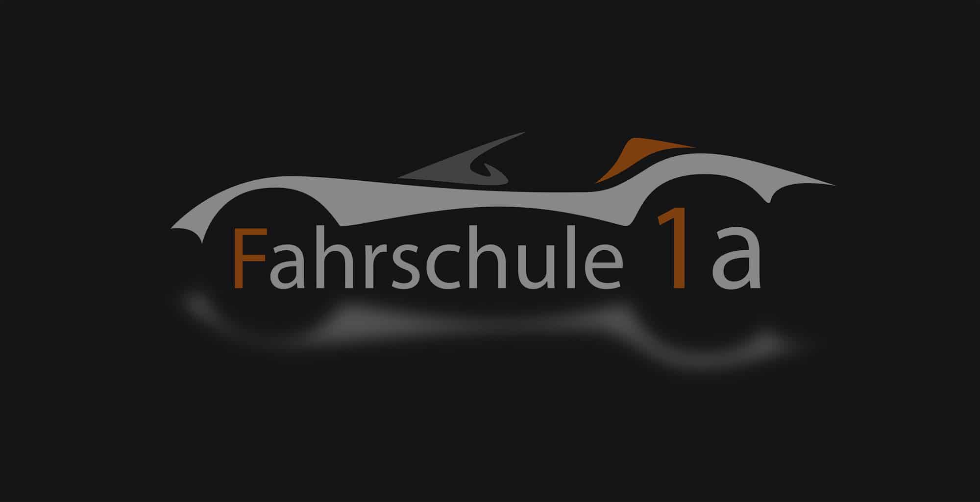 Fahrschule 1a Logo